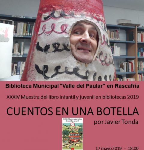 2019 05 17 BIB RASCAFRIA - MADRID